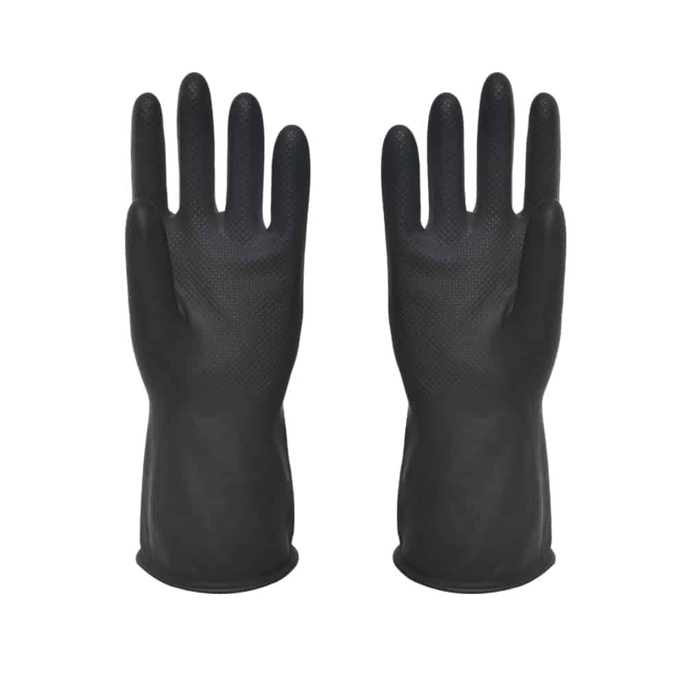 hand latex industrial glove