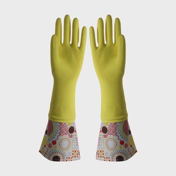 household dish washing glove