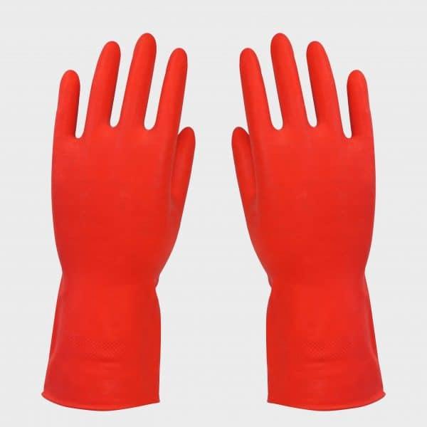 household latex glove small medium large size